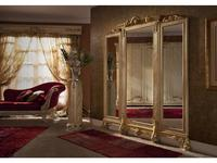 Moblesa зеркало напольное  (stuco) Gold