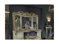 Moblesa зеркало навесное к туалетному столу (stuco) Gold
