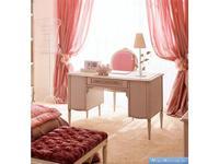 Frari стол письменный  (слоновая кость, золото) Rose