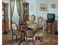 Tarocco Vaccari стул  (орех) Luxury