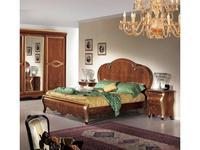 5131653 кровать двуспальная Tarocco Vaccari: Arena