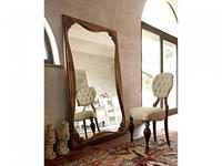 Volpi зеркало напольное Botero Grande  дерево class 4. (орех) Giorno