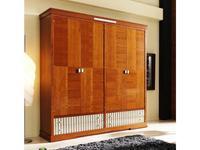 5132506 шкаф 4-х дверный Santo Tomas: Сero10