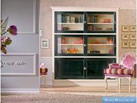 AM Classic библиотека  (кремовый, черный) Romeo