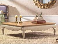 AM Classic стол журнальный  (медовый, кремовый) Oriente