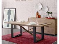AM Classic стол обеденный раскладной Maestro (натуральное дерево) Urban