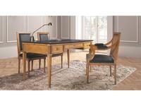 AM Classic стол письменный  (кожа) Luis XV