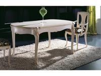 Solomando стол обеденный раскладной (marfil oro) Classica