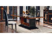 Solomando стол обеденный  (lacado negro) Volga