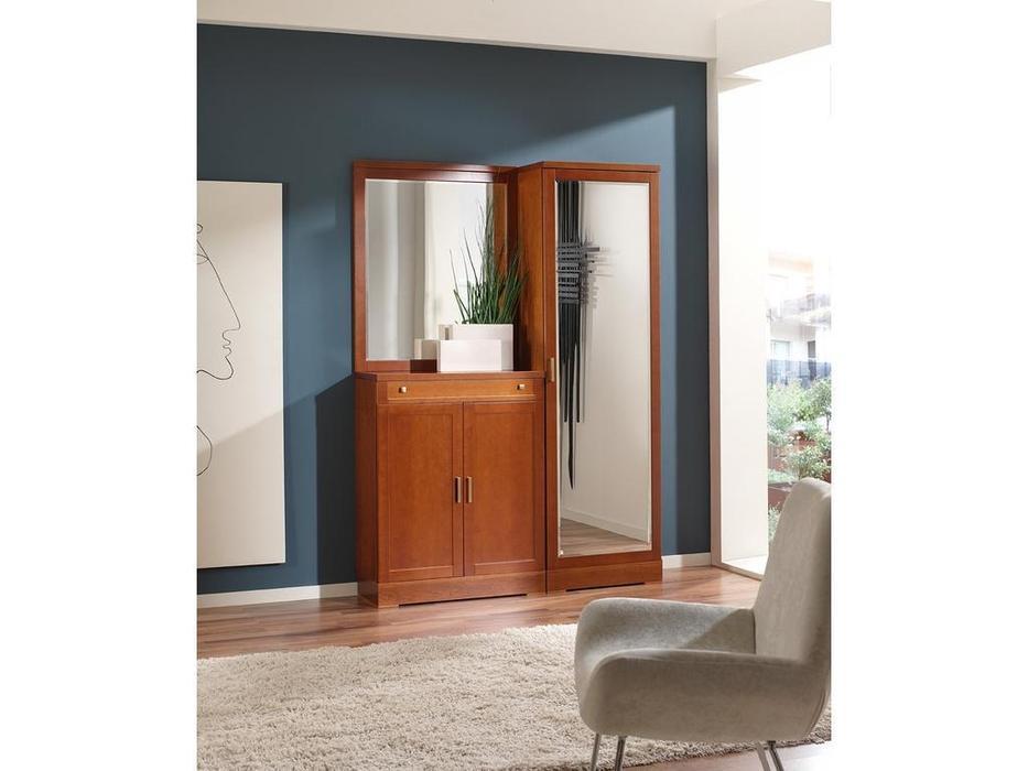 Panamar шкаф в прихожую (черешня) Modern