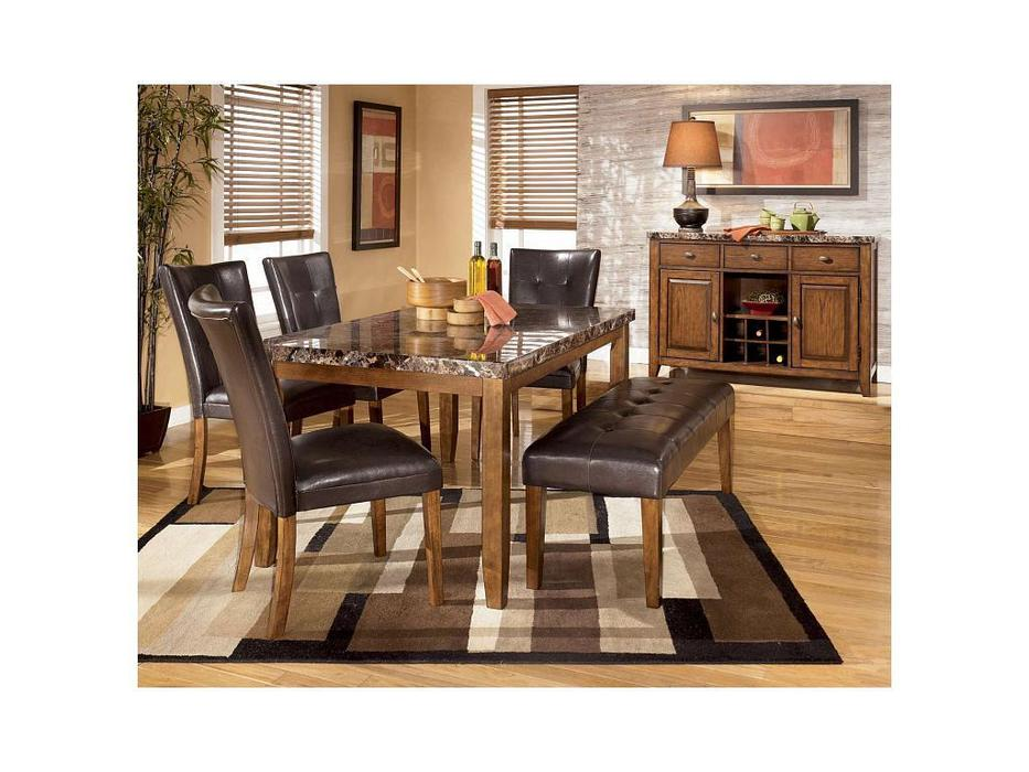 Ashley стул  (коричневый) Lacey