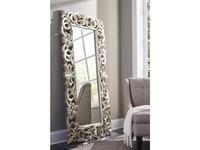Ashley зеркало напольное  (серебро) Lucia