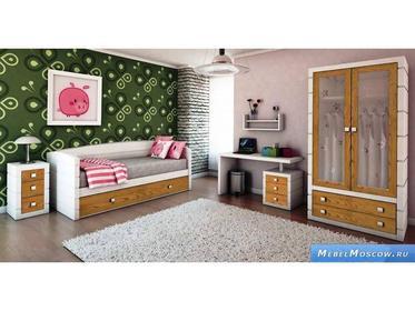 Детская мебель фабрики Artemader на заказ