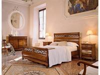 5103979 кровать двуспальная Cavio: Madeira Intarsio