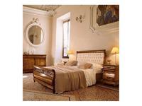 5103982 кровать двуспальная Cavio: Madeira Intarsio