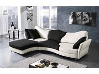 Essepi диван угловой раскладной  ткань кат. Lusso Virgola