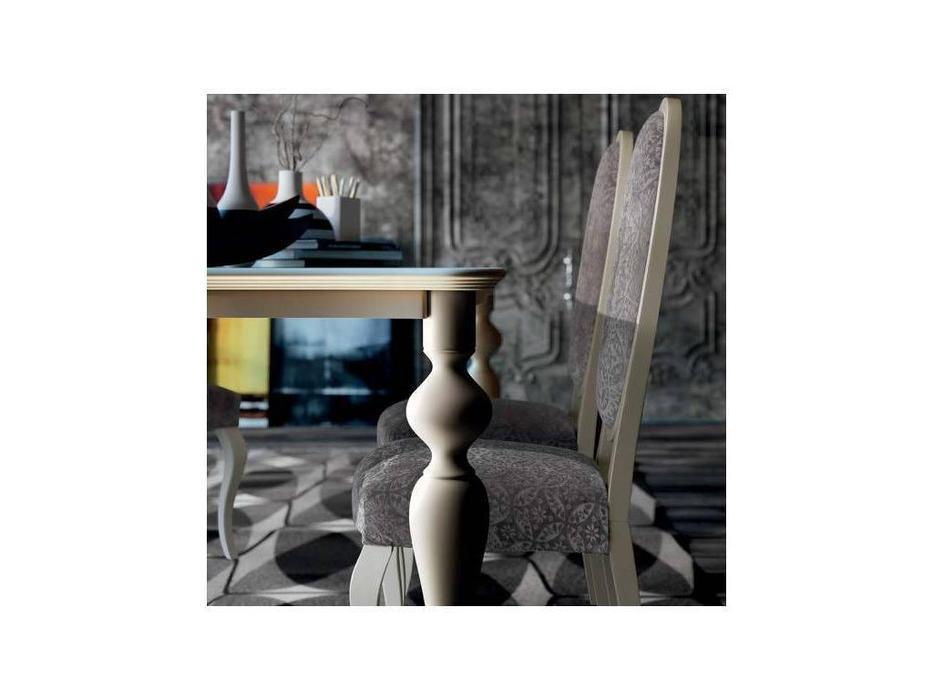 Mugali стол обеденный  (серый) Galiano Pasion