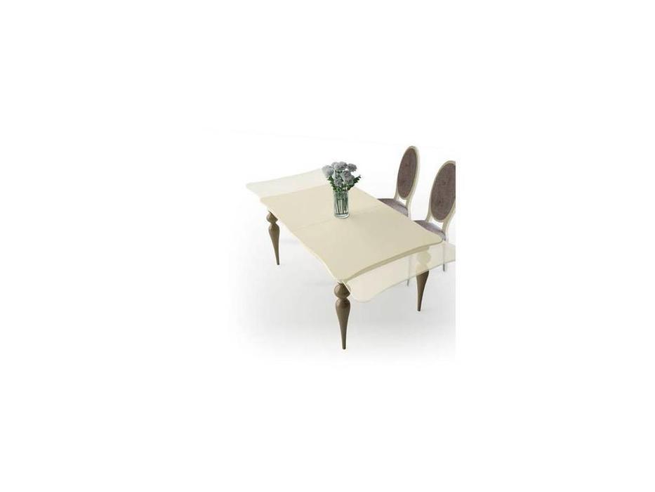 Mugali стол обеденный раскладной (серый) Galiano Pasion