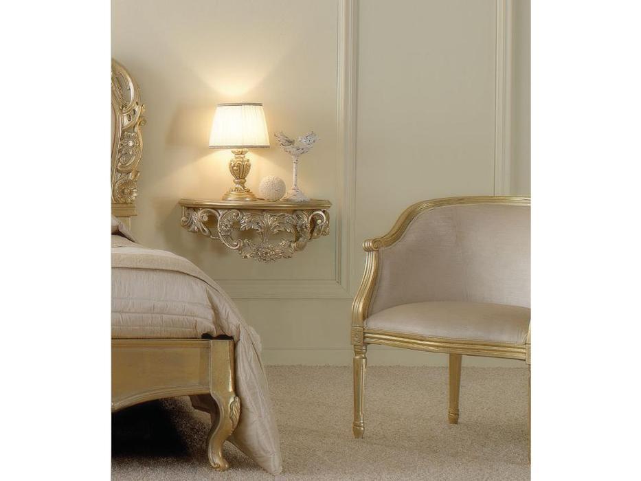 Stile Legno стол консольный навесной (золото)