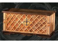 Stile Legno сундук  (орех, беж) Cassapanche Chest