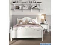 5200848 кровать односпальная Colombini: Camerette