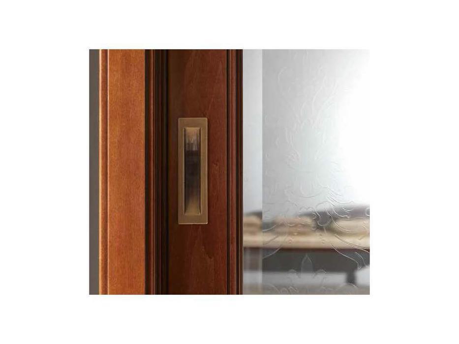 Bakokko шкаф-купе  с зеркалом (вишня) Palazzo Ducale
