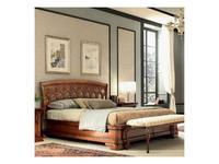 Bakokko кровать двуспальная 180х200 (вишня) Palazzo Ducale