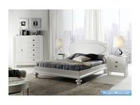 5201110 кровать двуспальная Mugali: Galiano