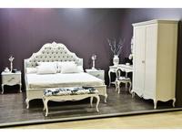 5201345 кровать двуспальная Brevio Salotti: Franca