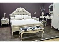 5242044 кровать двуспальная Brevio Salotti: Franca