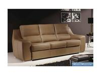 M.Soria диван кожа серии А (коричневый) Siena