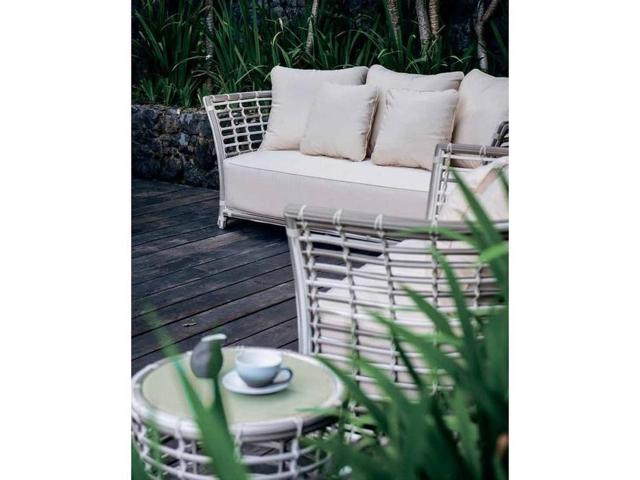 Skylinedesign диван 2-х местный  (WHITE MUSHROOM) Villa