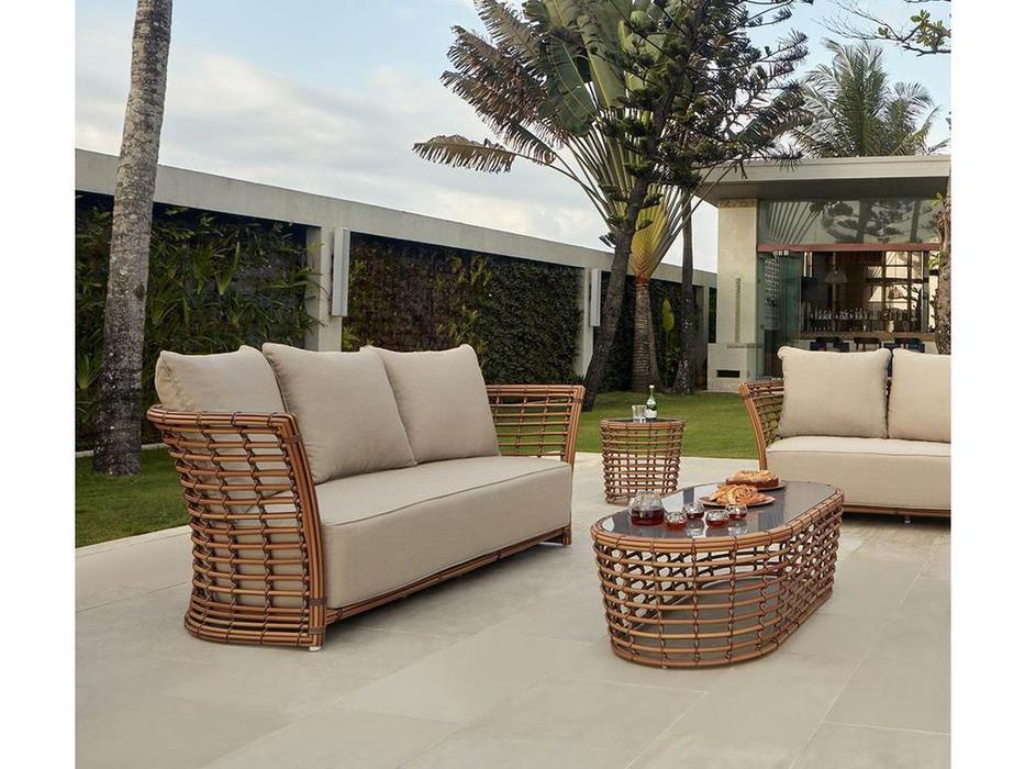 Skylinedesign диван 3-х местный  (NATURAL MUSHROOM) Villa