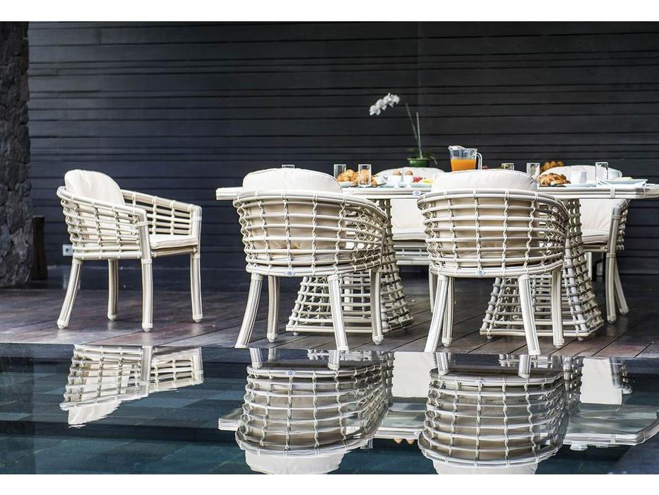 Skylinedesign кресло обеденное (WHITE MUSHROOM) Villa
