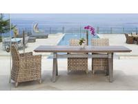 Skylinedesign садовый стол  (Seashell) Cielo