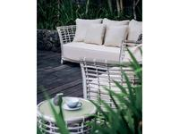 Skylinedesign садовый диван  (WHITE MUSHROOM) Villa