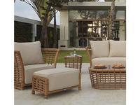 Skylinedesign садовый стол  (NATURAL MUSHROOM) Villa