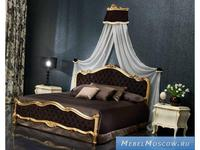 5201784 кровать двуспальная Silik: Asea