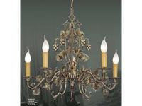 Riperlamp люстра подвесная  (золото) Albero
