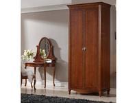 Panamar шкаф 2-х дверный  (орех) Classic