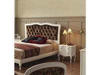 Panamar кровать двуспальная 160х200 (белый) Classic