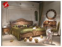 5216234 кровать двуспальная Carpanelli: Arts