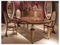 Carpanelli стол обеденный раскладной (орех) Arts