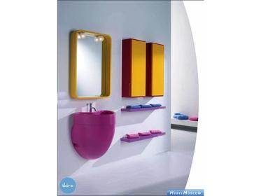 Мебель для ванной от Agatha Ruiz De La Prada на заказ