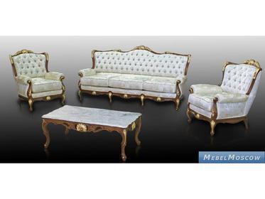 Мягкая мебель фабрики Punto Tapizados на заказ