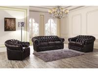 ESF диван 2-х местный  (кожа) Modern
