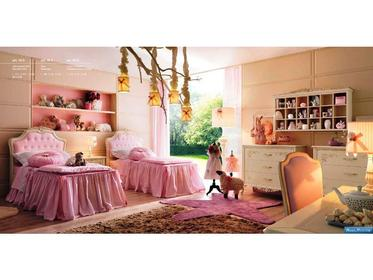 Детская мебель фабрики GiorgioCasa на заказ