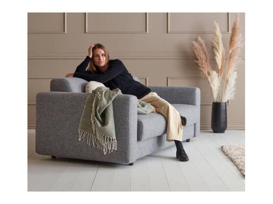 Innovation диван-кровать 140 тк.565 (серый) Killian