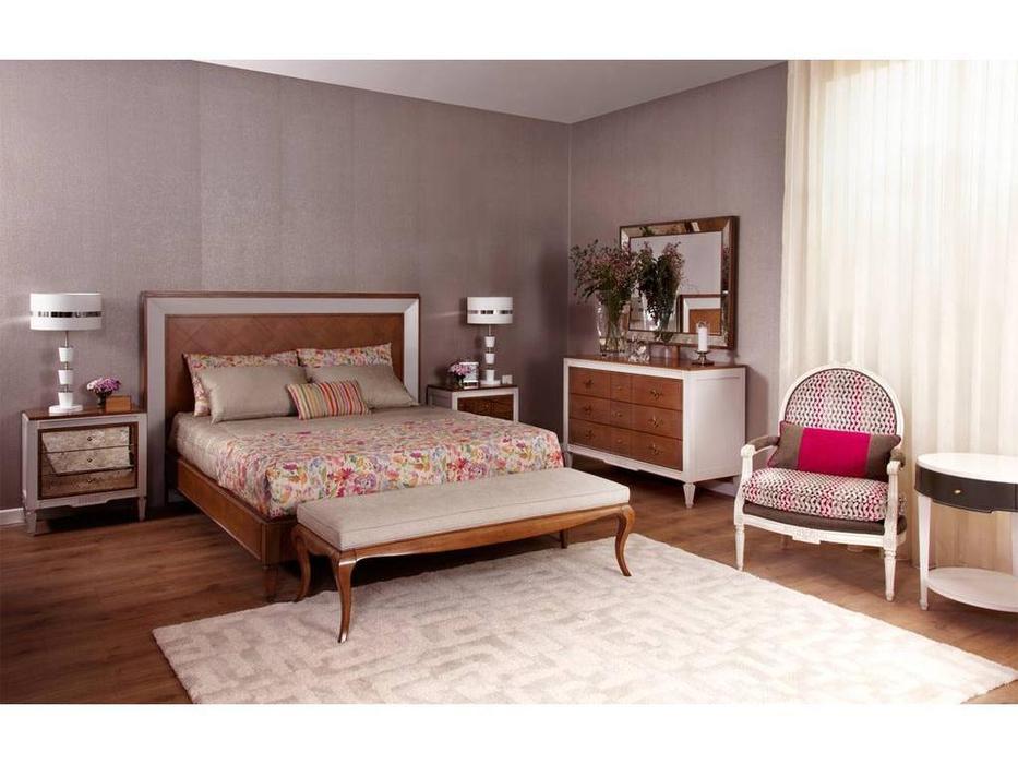 AM Classic кровать двуспальная 160х200 (черешня) Adonis