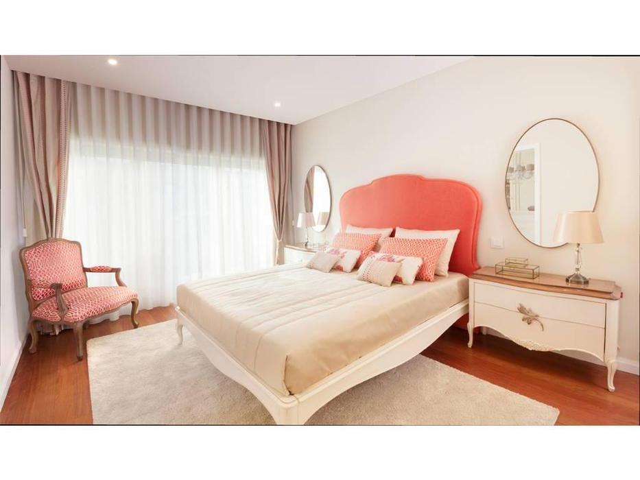 AM Classic спальня классика  (белый) Gala